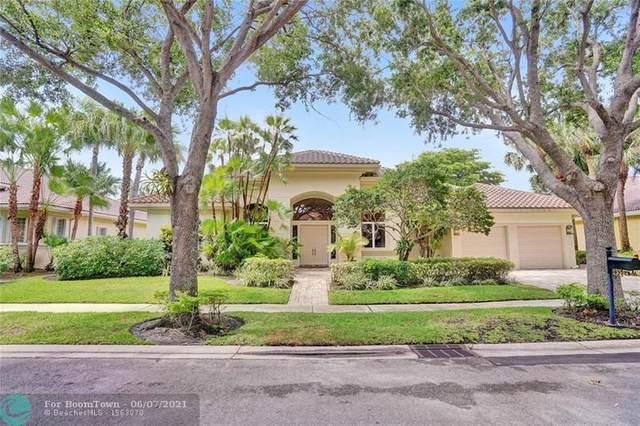 3324 N Oak Hill St, Fort Lauderdale, FL 33312 (#F10287692) :: Michael Kaufman Real Estate