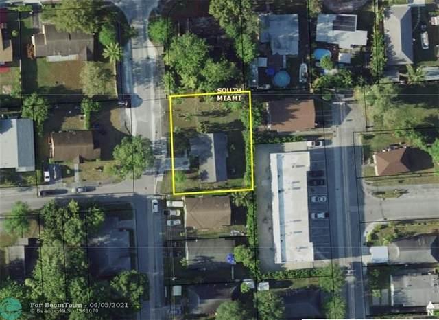 6209 SW 60th Ave, South Miami, FL 33143 (MLS #F10287696) :: Castelli Real Estate Services