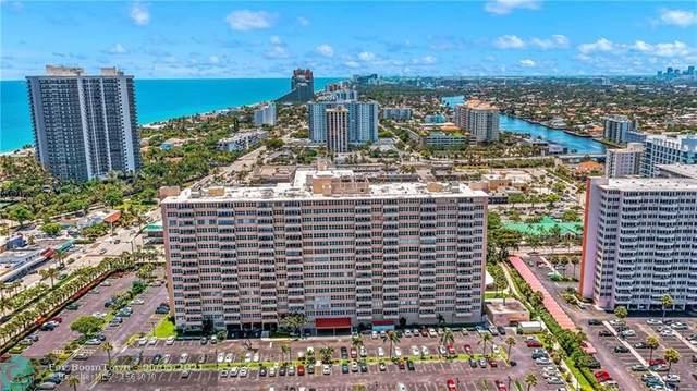 3333 NE 34th St #706, Fort Lauderdale, FL 33308 (#F10287712) :: Dalton Wade
