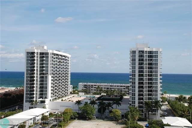 531 N Ocean Blvd #504, Pompano Beach, FL 33062 (MLS #F10287732) :: Castelli Real Estate Services