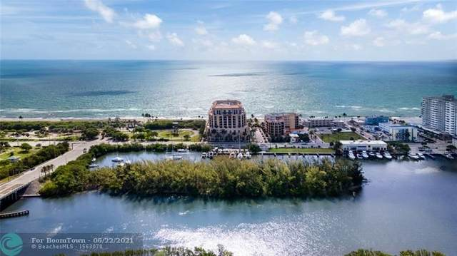 3501 N Ocean Ph6, Hollywood, FL 33019 (MLS #F10287759) :: THE BANNON GROUP at RE/MAX CONSULTANTS REALTY I