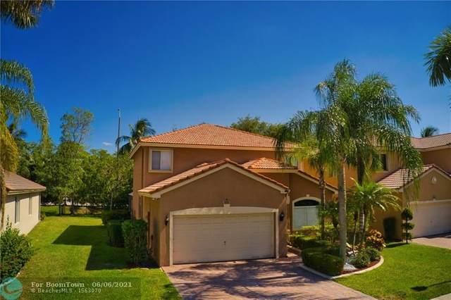 4180 Banyan Trails Dr, Coconut Creek, FL 33073 (#F10287777) :: Michael Kaufman Real Estate