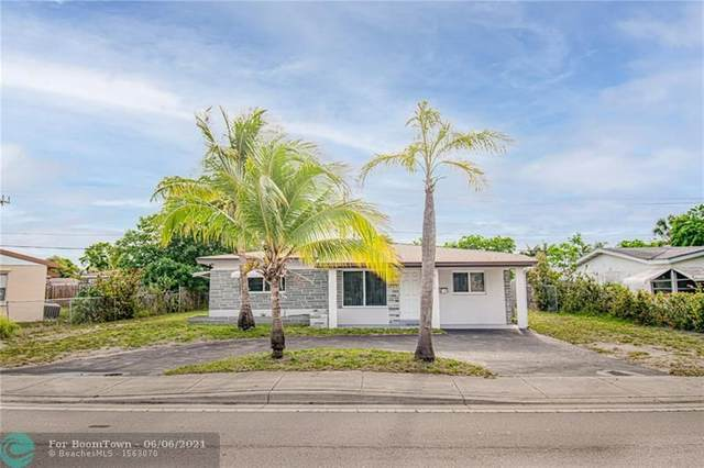 4711 N Andrews Ave, Oakland Park, FL 33309 (#F10287790) :: Michael Kaufman Real Estate