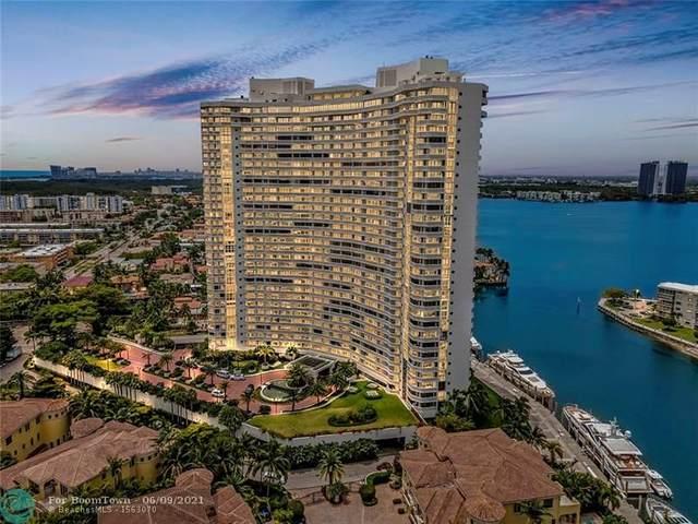 1000 E Island Blvd #306, Aventura, FL 33160 (#F10287791) :: Posh Properties