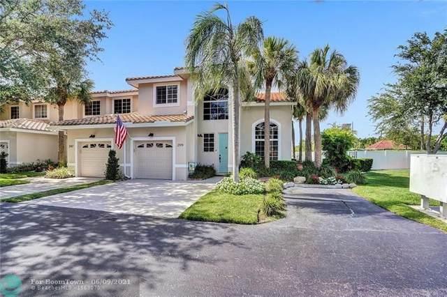 2919 S Port Royale Ln S #2919, Fort Lauderdale, FL 33308 (MLS #F10287803) :: Castelli Real Estate Services