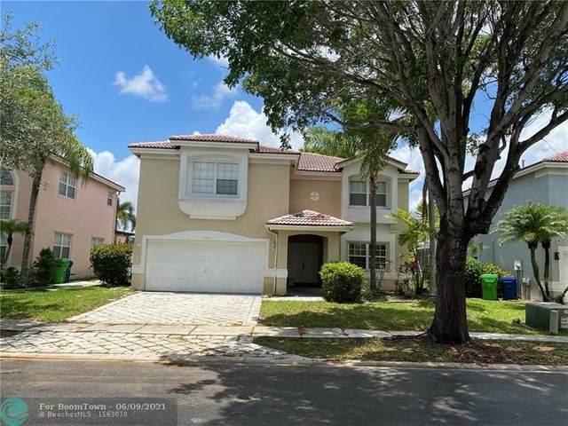13741 NW 22nd Pl, Sunrise, FL 33323 (MLS #F10287825) :: Berkshire Hathaway HomeServices EWM Realty