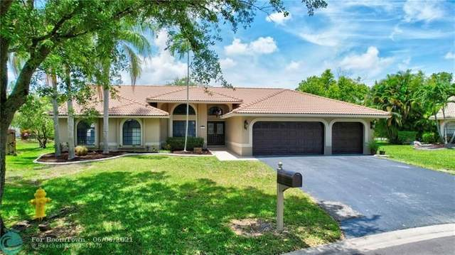 9821 NW 47th Dr, Coral Springs, FL 33076 (#F10287837) :: Michael Kaufman Real Estate