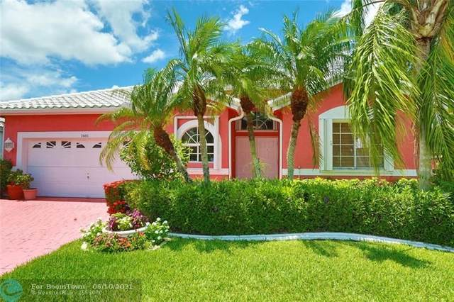 7601 NW 87th Way, Tamarac, FL 33321 (#F10287854) :: Michael Kaufman Real Estate