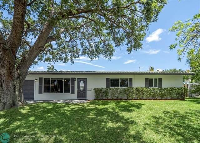 2521 NE 51ST ST, Lighthouse Point, FL 33064 (MLS #F10287880) :: Castelli Real Estate Services