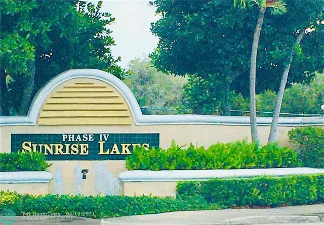 10369 NW 24th Pl #305, Sunrise, FL 33322 (MLS #F10287894) :: Castelli Real Estate Services