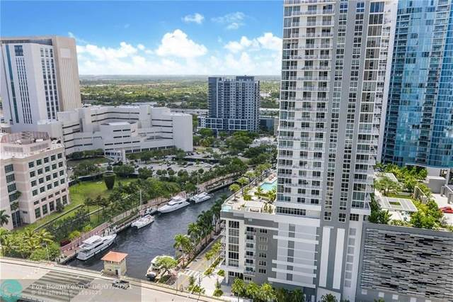 347 N New River Dr E #2707, Fort Lauderdale, FL 33301 (#F10287895) :: Treasure Property Group