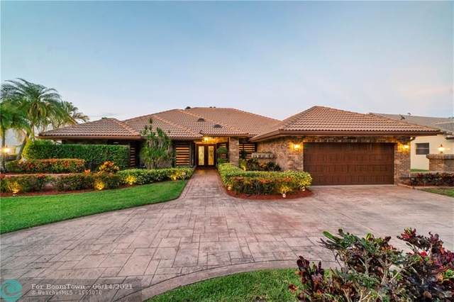 4875 NW 89th Ter, Coral Springs, FL 33067 (MLS #F10287910) :: Castelli Real Estate Services