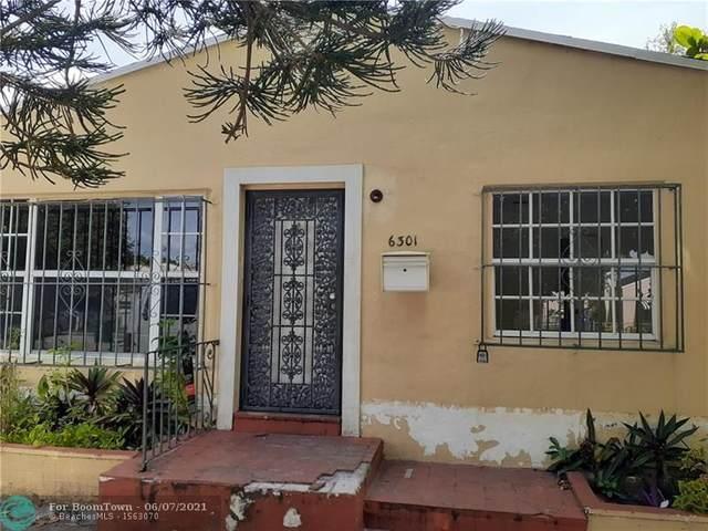 6301 NW Miami Pl, Miami, FL 33150 (MLS #F10287922) :: Castelli Real Estate Services