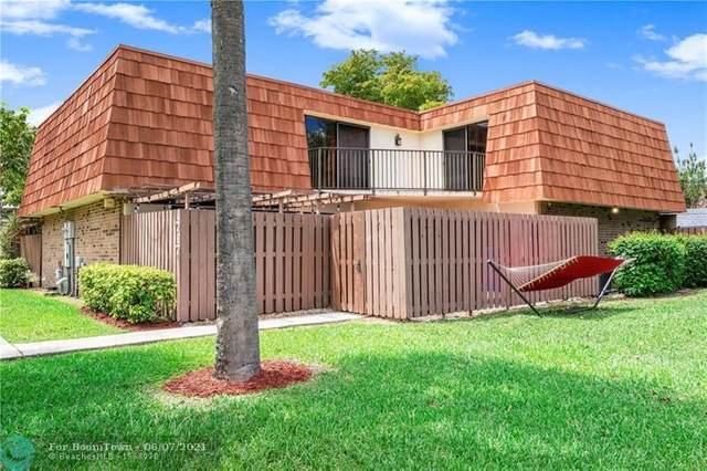 1717 S Coral Ter #1717, North Lauderdale, FL 33068 (MLS #F10287924) :: Castelli Real Estate Services