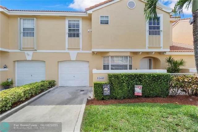 11441 Lakeview Dr 4B, Coral Springs, FL 33071 (#F10287933) :: Posh Properties