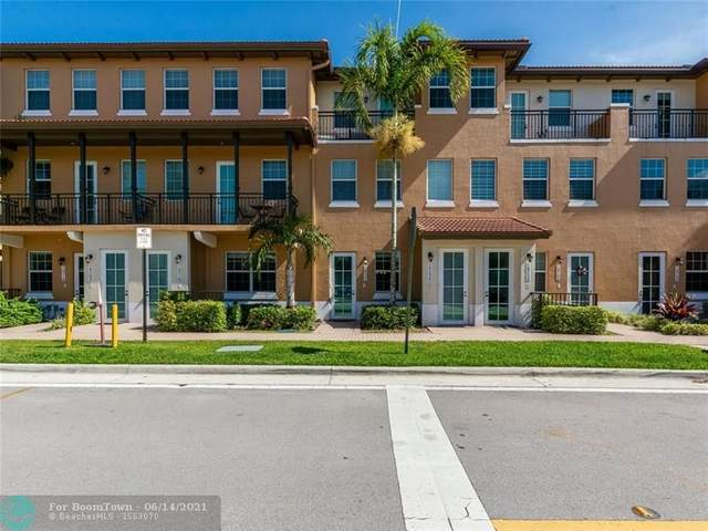 14726 SW 10th St #10511, Pembroke Pines, FL 33027 (MLS #F10287935) :: Castelli Real Estate Services