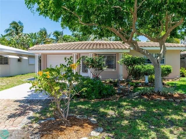 4710 NE 3rd Ter, Oakland Park, FL 33334 (#F10288014) :: Michael Kaufman Real Estate