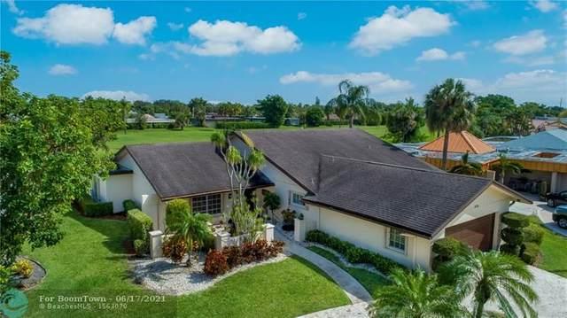 5701 Mulberry Dr, Tamarac, FL 33319 (#F10288020) :: Michael Kaufman Real Estate