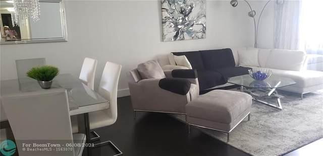 301 NE 14th Ave #202, Hallandale Beach, FL 33009 (#F10288041) :: DO Homes Group
