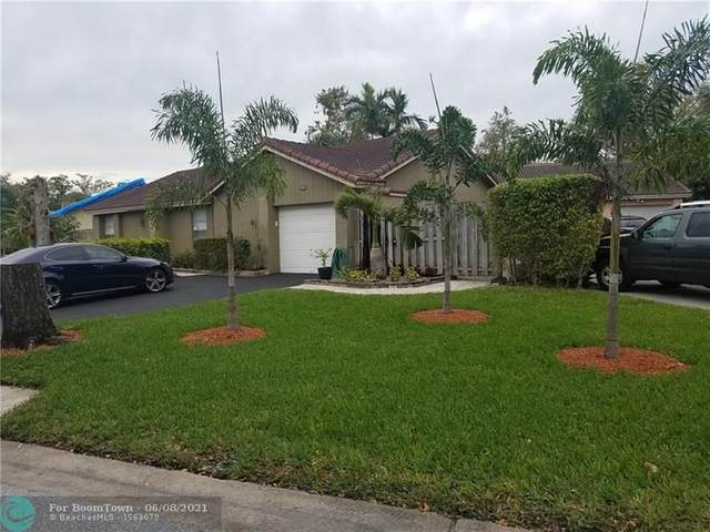 1225 NW 89th Dr, Coral Springs, FL 33071 (#F10288106) :: Michael Kaufman Real Estate