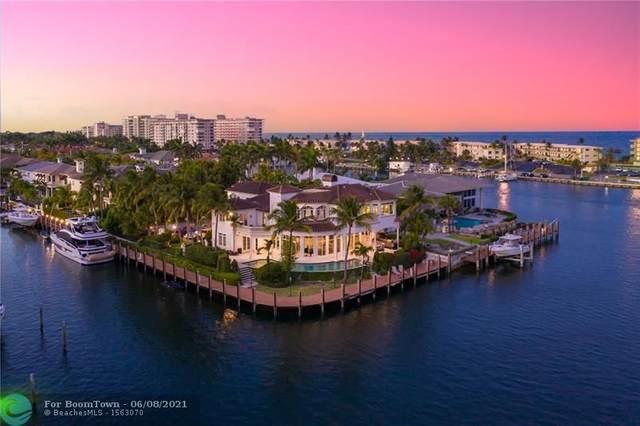 3711 NE 31 Avenue, Lighthouse Point, FL 33064 (MLS #F10288125) :: Dalton Wade Real Estate Group