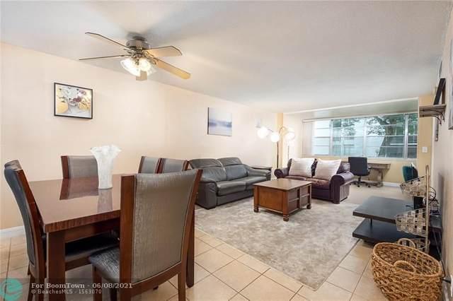 6901 Cypress Rd A17, Plantation, FL 33317 (MLS #F10288170) :: Berkshire Hathaway HomeServices EWM Realty