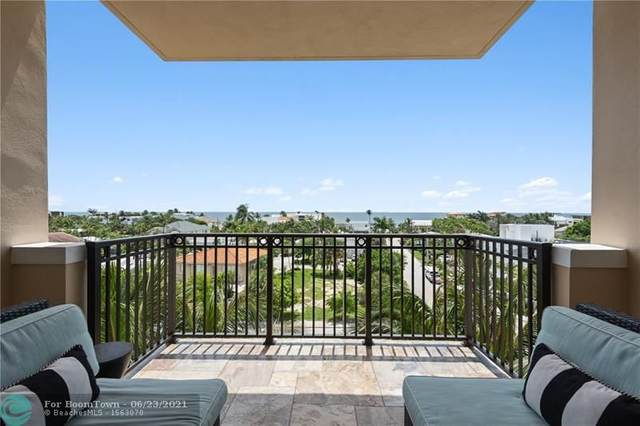 2509 N Ocean Blvd #675, Fort Lauderdale, FL 33305 (#F10288206) :: Dalton Wade