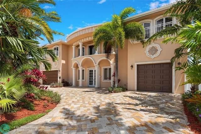 3061 NE 43rd St, Fort Lauderdale, FL 33308 (MLS #F10288237) :: The Howland Group