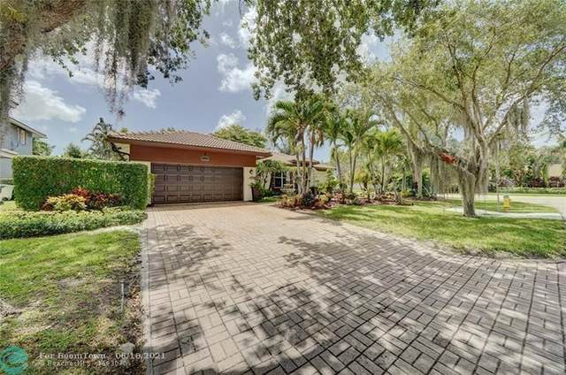 6302 NW 42nd Ter, Coconut Creek, FL 33073 (#F10288274) :: Michael Kaufman Real Estate