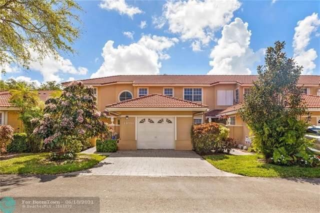 4106 Carriage Dr C2, Pompano Beach, FL 33069 (MLS #F10288276) :: Berkshire Hathaway HomeServices EWM Realty