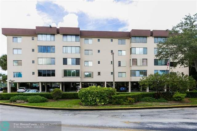 8000 Hampton Blvd #506, North Lauderdale, FL 33068 (MLS #F10288282) :: Castelli Real Estate Services