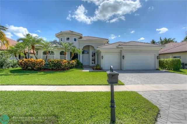 651 Carrotwood Ter, Plantation, FL 33324 (MLS #F10288285) :: Berkshire Hathaway HomeServices EWM Realty