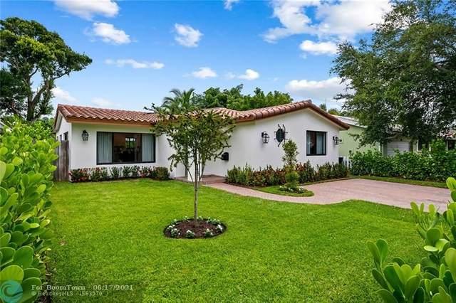 721 SE 11th Ct, Fort Lauderdale, FL 33316 (MLS #F10288319) :: Green Realty Properties