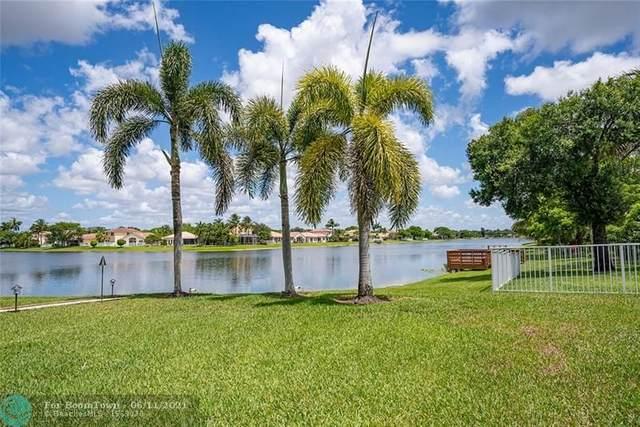 3504 Coco Lake Dr, Coconut Creek, FL 33073 (MLS #F10288324) :: Berkshire Hathaway HomeServices EWM Realty