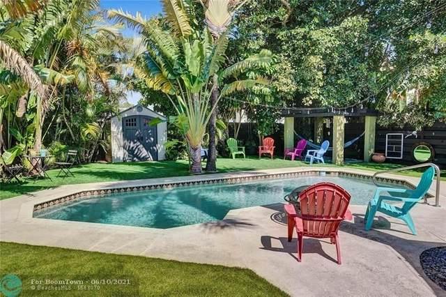 1113 NE 10th Ave, Fort Lauderdale, FL 33304 (#F10288330) :: Michael Kaufman Real Estate