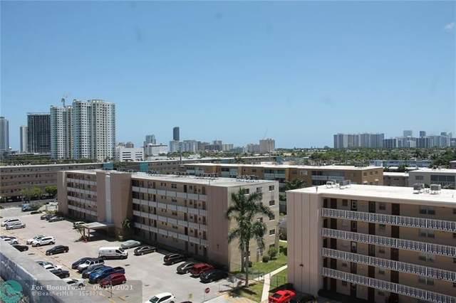 300 NE 12th Ave #608, Hallandale Beach, FL 33009 (#F10288343) :: DO Homes Group