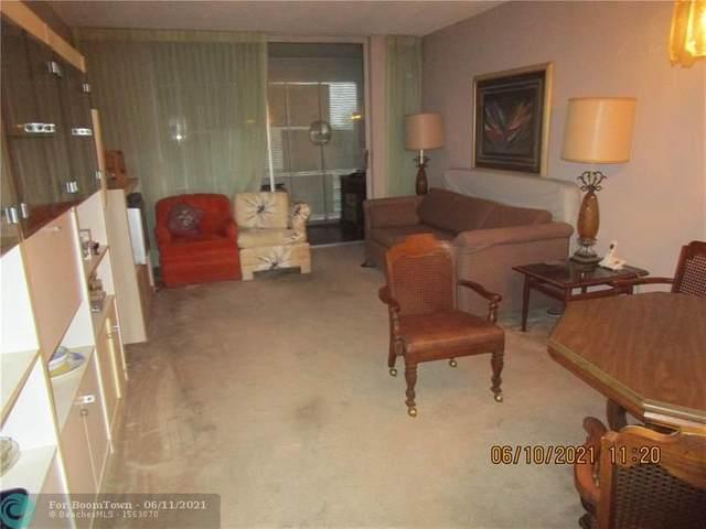 9460 Sunrise Lakes Blvd #205, Sunrise, FL 33322 (MLS #F10288382) :: Berkshire Hathaway HomeServices EWM Realty