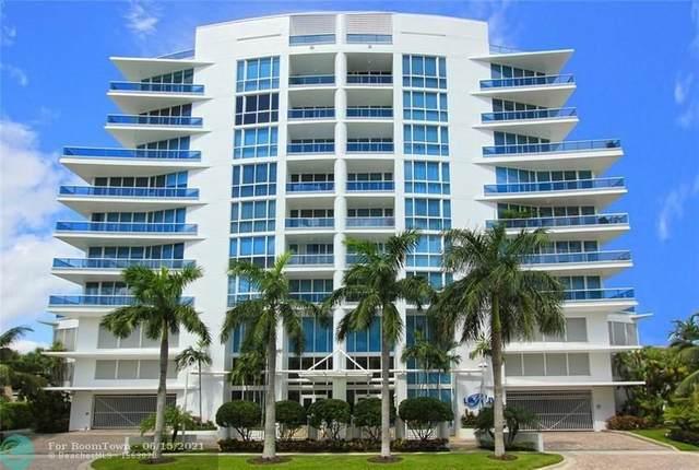 715 Bayshore Dr #404, Fort Lauderdale, FL 33304 (MLS #F10288418) :: Berkshire Hathaway HomeServices EWM Realty