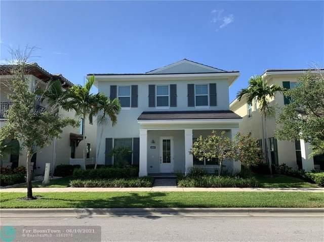4006 Faraday Way, Palm Beach Gardens, FL 33418 (#F10288431) :: Michael Kaufman Real Estate