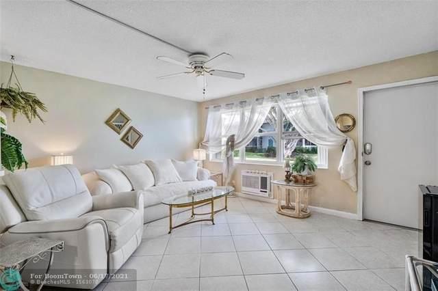 460 W Horizons #111, Boynton Beach, FL 33435 (#F10288436) :: Treasure Property Group