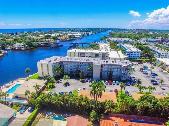 640 Snug Harbor Dr F12, Boynton Beach, FL 33435 (#F10288457) :: Ryan Jennings Group