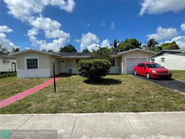 3378 NW 23rd St, Lauderdale Lakes, FL 33311 (#F10288464) :: Michael Kaufman Real Estate
