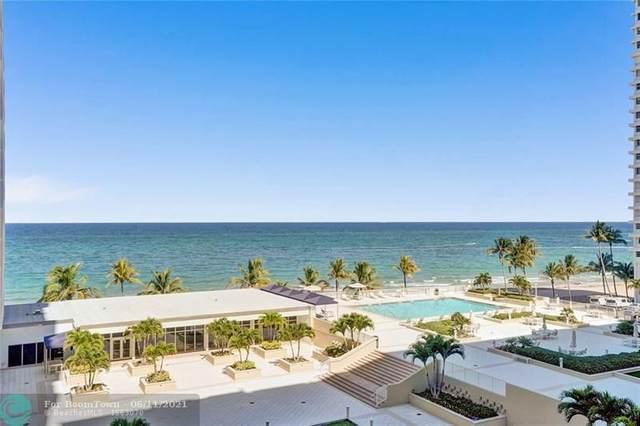 4300 N Ocean Blvd 5F, Fort Lauderdale, FL 33308 (MLS #F10288476) :: Berkshire Hathaway HomeServices EWM Realty