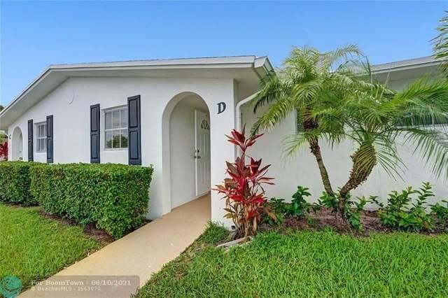 2930 Crosley Dr D, West Palm Beach, FL 33415 (#F10288513) :: Ryan Jennings Group