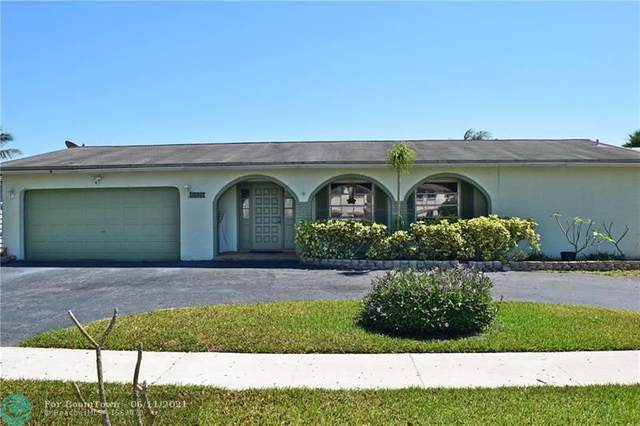 10820 NW 29th Mnr, Sunrise, FL 33322 (MLS #F10288525) :: Berkshire Hathaway HomeServices EWM Realty