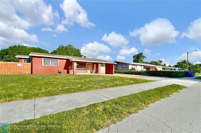 1640 SW 71st Ave, Pembroke Pines, FL 33023 (MLS #F10288533) :: Berkshire Hathaway HomeServices EWM Realty