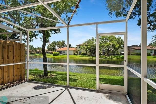 16202 Emerald Cove Rd #132, Weston, FL 33331 (MLS #F10288541) :: Berkshire Hathaway HomeServices EWM Realty
