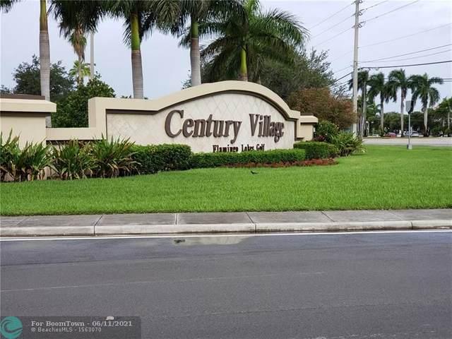 13001 SW 15th Ct 210T, Pembroke Pines, FL 33027 (MLS #F10288556) :: Berkshire Hathaway HomeServices EWM Realty