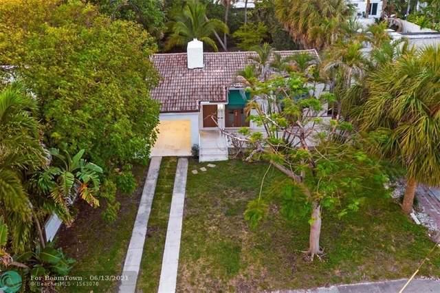 3309 NE 16th Ct, Fort Lauderdale, FL 33305 (MLS #F10288579) :: Castelli Real Estate Services