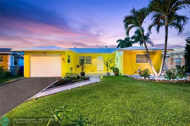 2535 SE 15th St, Pompano Beach, FL 33062 (#F10288586) :: Michael Kaufman Real Estate